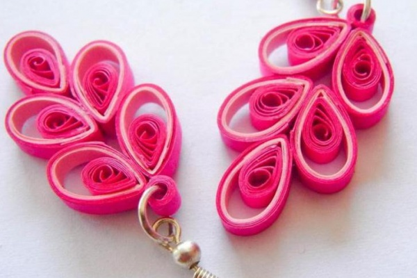 earrings-quilling